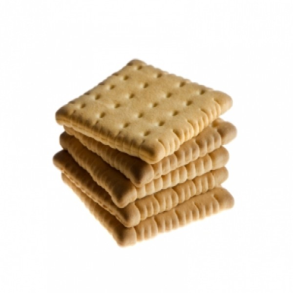"""Pack of 3 booster plain """"petit beurre"""" biscuits"""