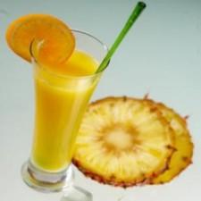 Orange flavour drink